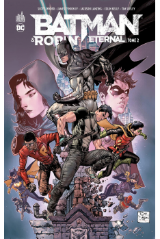 BATMAN & ROBIN ETERNAL TOME 2