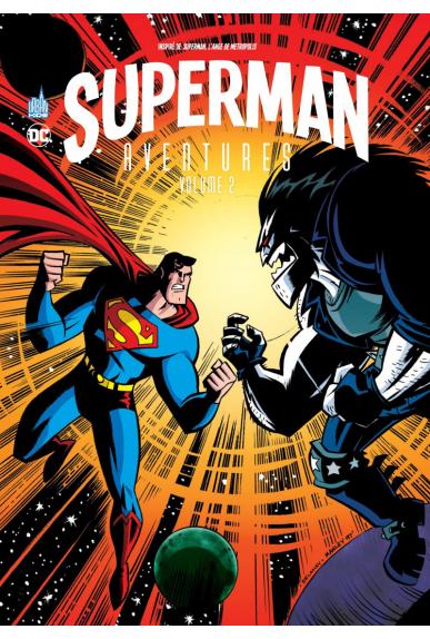 SUPERMAN Aventures Tome 2