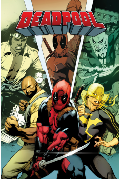All New Deadpool 6 Variante