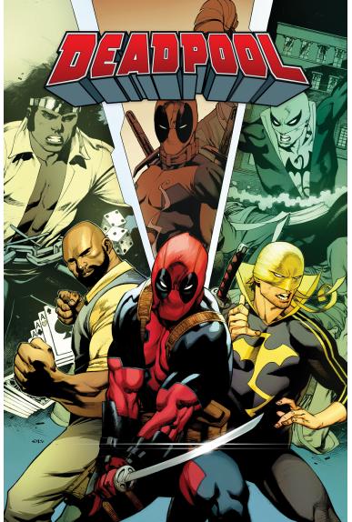 All New Deadpool 6 Variante