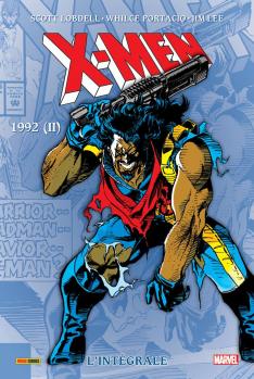 X-MEN L'INTEGRALE 1992 (II)