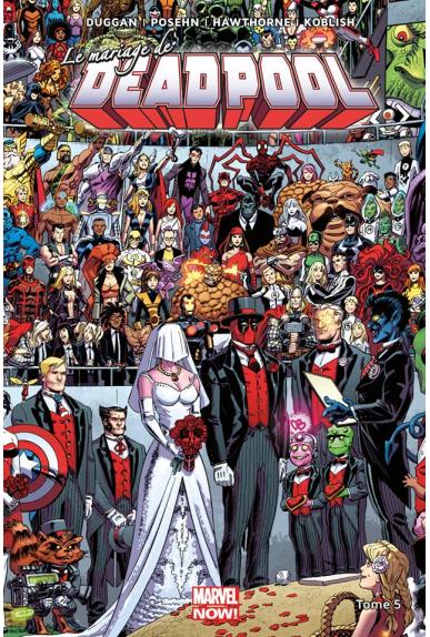 Deadpool Tome 5