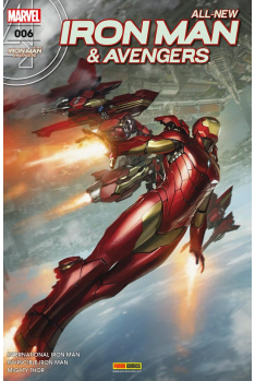 All New Iron Man & Avengers 6