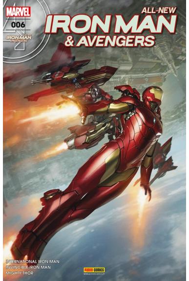 All New Iron Man & Avengers 6
