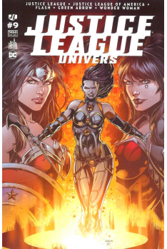 Justice League Univers 09
