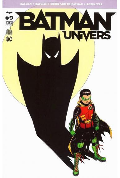 Batman Univers 09