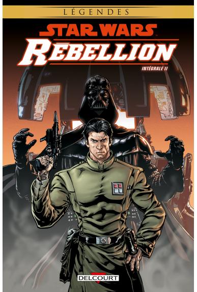 STAR WARS REBELLION - Intégrale Volume 2