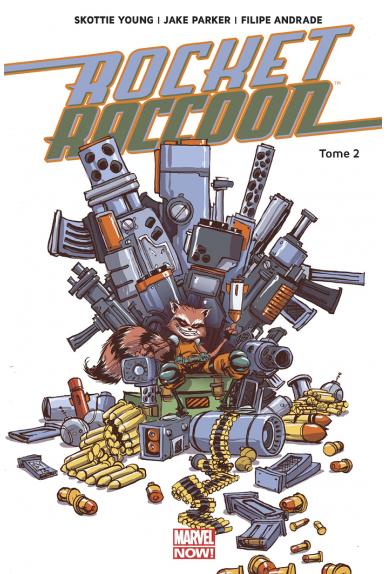 Rocket Raccoon Tome 2