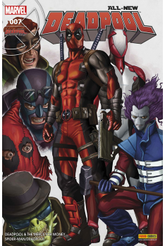 All New Deadpool 6