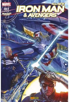 All New Iron Man & Avengers 5