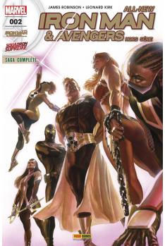 All New Iron Man & Avengers Hors Série 2