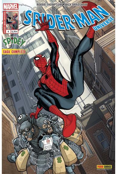 SPIDER-MAN UNIVERSE 03 (2016) - Web Warriors