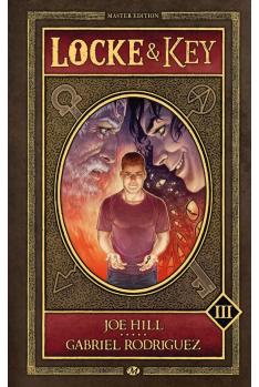 Locke & Key Master Edition Volume 3