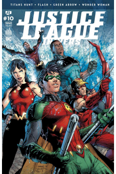Justice League Univers 10