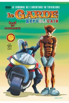 La Garde Républicain 2 A
