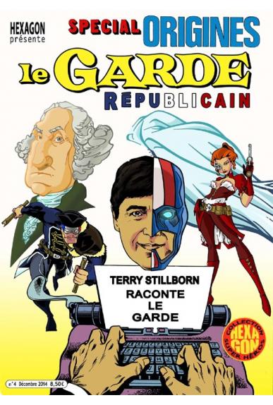 La Garde Républicain 4 A