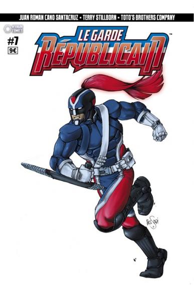 La Garde Républicain 7 A