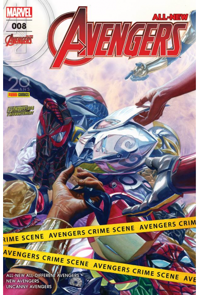 All New Avengers 6