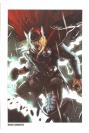 Lithographie Avengers - Ultimates par Jorge Molina