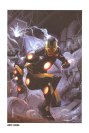 Lithographie Avengers - Black Widow par Greg Land