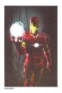 Lithographie Iron Man par Adi Granov