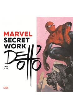 Marvel Secret Work Dell Otto