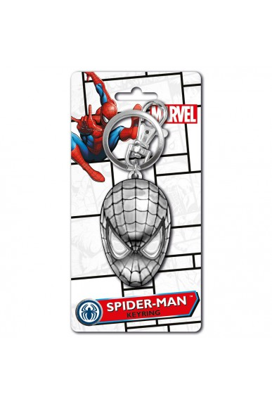 Porte-Clés SPIDER-MAN Masque Rouge