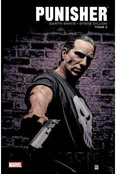 PUNISHER par ENNIS & DILLON TOME 1
