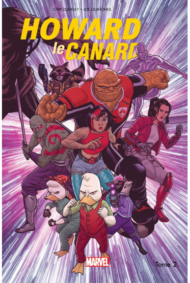 Howard le Canard Tome 2