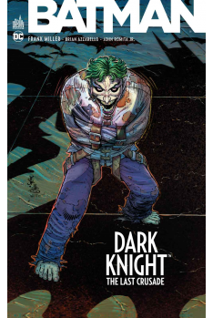 BATMAN DARK KNIGHT : THE LAST CRUSADE