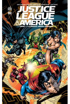 JUSTICE LEAGUE OF AMERICA TOME 1