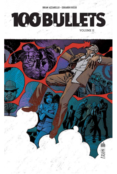 100 BULLETS INTEGRALE TOME 2