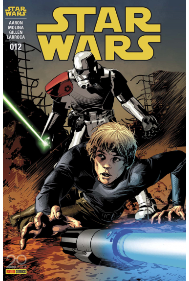STAR WARS 11 Couverture A