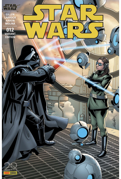 STAR WARS 12 Couverture A