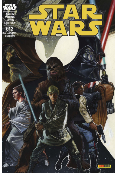 STAR WARS 12 Couverture B