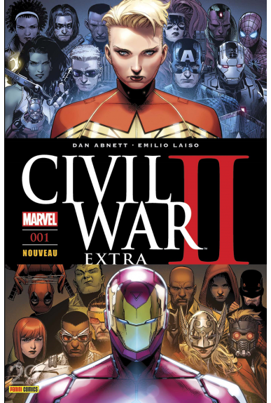 Civil War II - Le Coffret