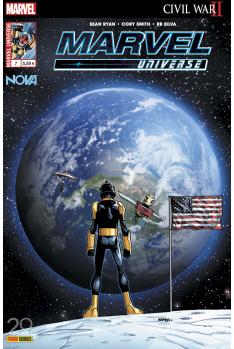 MARVEL UNIVERSE 05 (2016) - NOVA