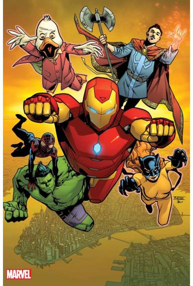 All New Avengers 9