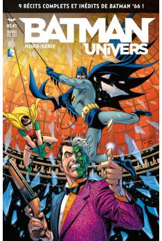Batman Univers Hors Série 01