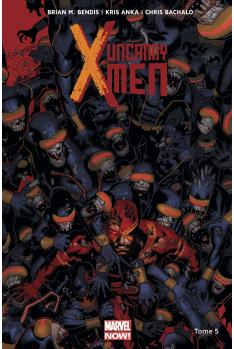 Uncanny X-Men Tome 4