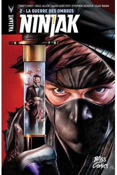 Ninjak Tome 1 - L'Armurerie