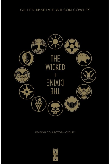 The Wicked + The Divine Tome 1 - Edition Collector