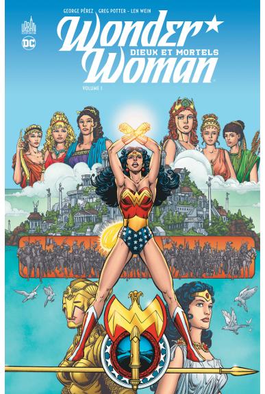 Wonder Woman, Dieux et Mortels - Tome 1