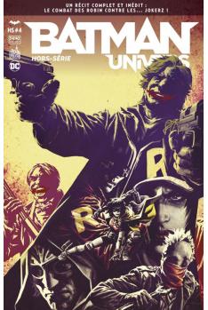 Batman Univers Hors Série 04