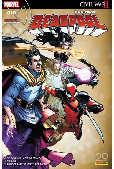 All New Deadpool 10