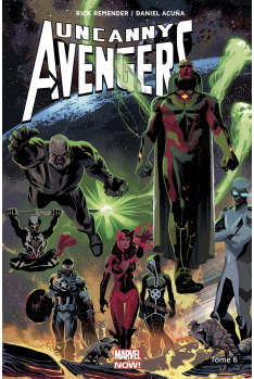 Uncanny Avengers Tome 6