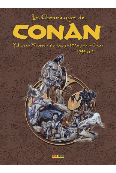 CHRONIQUES DE CONAN 1985 (II)