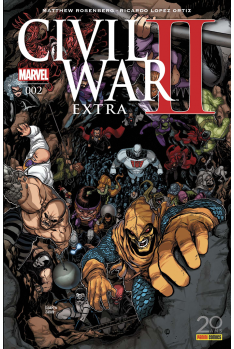 Civil War II Extra 002 - Le Caïd