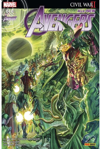 All New Avengers 10