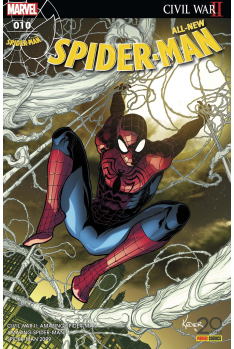 All New Spider-Man 10